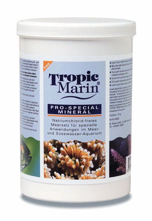 Tropic Marin PRO-SPECIAL MINERAL  1.8 кг