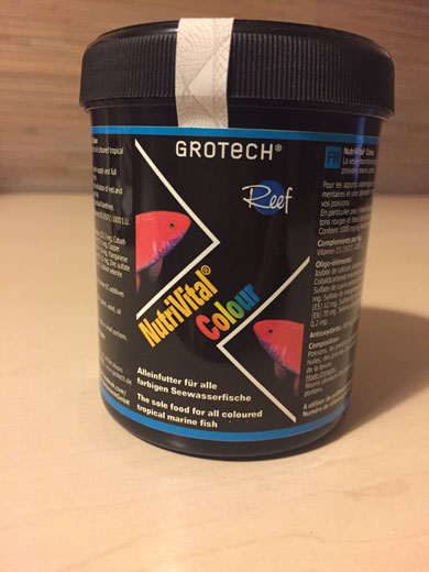 Grotech NutriVital Colour 0,6-0,9mm 285ml